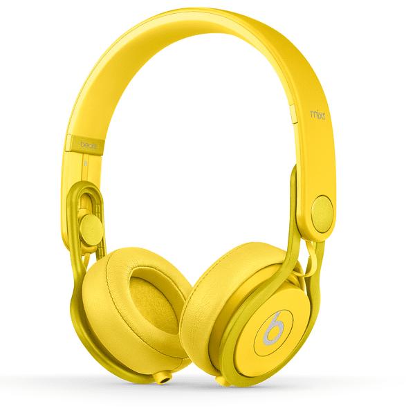 Beats by Dr. Dre Mixr Colr žlutá - II. jakost