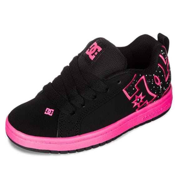 DC Court Graffik SE Black Print 11,0 (28,0)