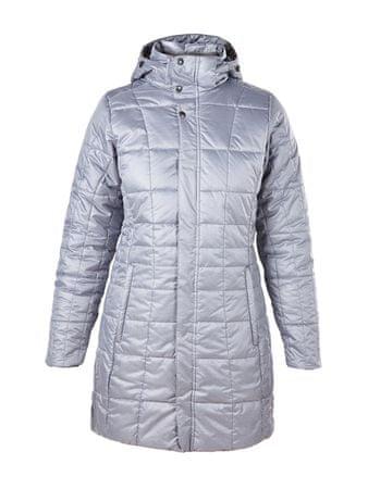 Berghaus W Haloway Insulated Jacket Off Width Blue/Silver Haze 12 (M)