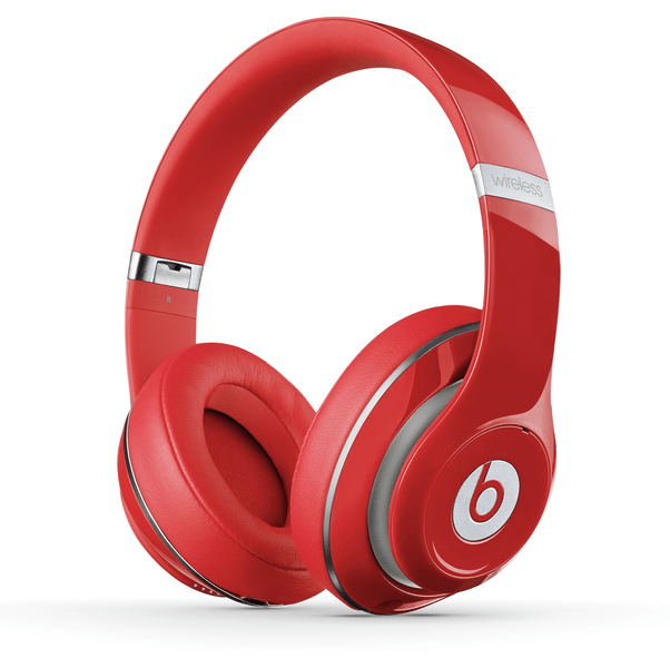 Beats by Dr. Dre Studio Wireless, červená (MH8K2ZM/A)