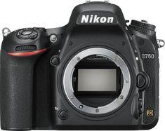 Nikon D750 Body + Cashback 7500 Kč!