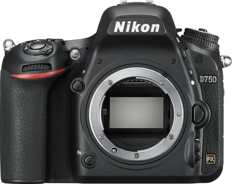 Nikon D750 Body + 2700 Kč od Nikonu zpět