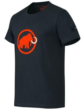 495eef8b851f Mammut Logo-Shirt Férfi póló, Grafitszürke, S - Paraméterek   MALL.HU