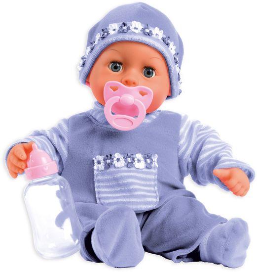 Bayer Design First Words Baby bábika, 38 cm