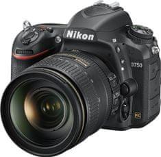 Nikon digitalni fotoaparat D750 + AF-S 24-120 VR