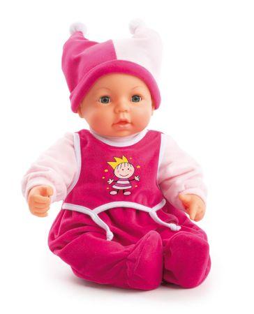 Bayer Design Hello Baby bábika, 46 cm