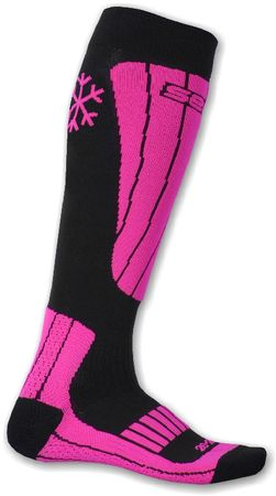 Sensor Thermosnow Black/Pink 6/8