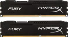 Kingston pomnilnik DDR3 Hyperx Fury 16GB (2x 8GB) (HX316C10FBK2/16)