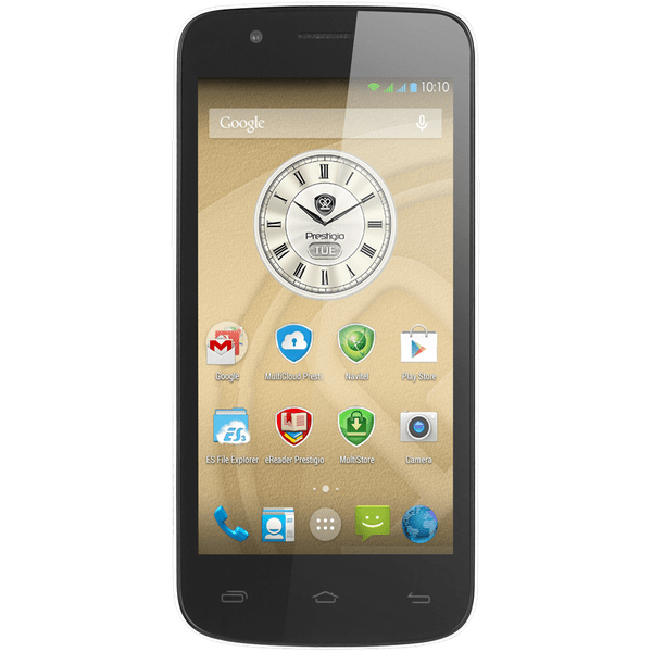 Prestigio MultiPhone PSP5504DUO, černý - II. jakost