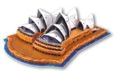 CubicFun Puzzle 3D Opera v Sydney – 58 dielikov