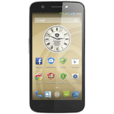 Prestigio MultiPhone PSP5508 DUO, metalická