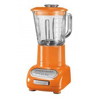 KitchenAid blender Artisan KA5KSB5553ETG, oranžen