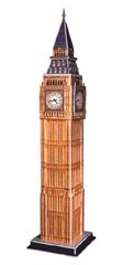CubicFun Puzzle 3D Big Ben - 47 dielikov