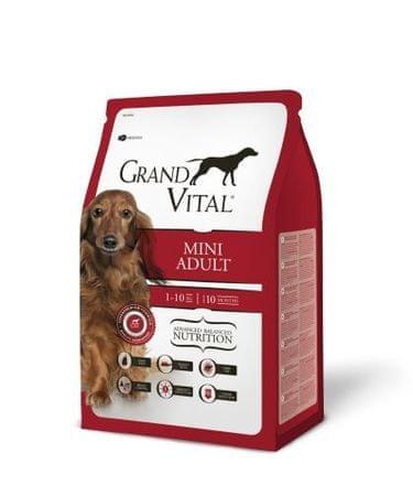 Grand Vital hrana za odrasle pse malih pasem, 7 kg