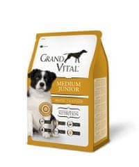 Grand Vital Medium Junior Kutyaeledel, 1,5 kg