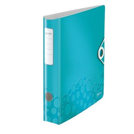 Mobilní pořadač Leitz 180 ACTIVE WOW A4 5 cm ledově modrý