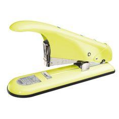 Sešívač velkokapacitní Rapid Retro Classic HD9 mellow yellow 110 listů
