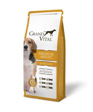 Grand Vital hrana za odrasle pse srednjih pasem, 13,5 kg