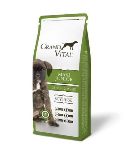 Grand Vital Maxi Junior 13,5 kg