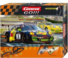 CARRERA Tor wyścigowy GO GT Victory