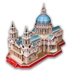 CubicFun St.Paul's Cathedral 3D Puzzle, 107 db