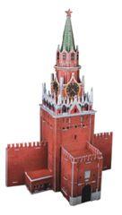 CubicFun Puzzle 3D Spasskaya Tower – 33 dielikov
