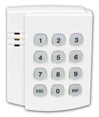 Evolveo bezdrôtová mini klávesnica pre Alarmex/Sonix