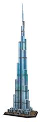 CubicFun Burj Khalifa 3D Puzzle, 136 db