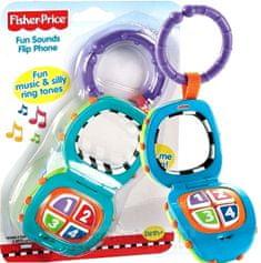 Fisher-Price glasbeni telefonček na preklop (K7189)