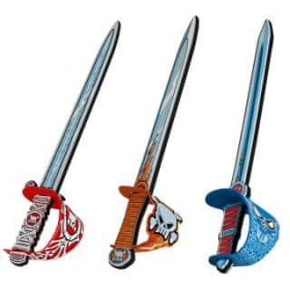 Meč gusarski 52 cm, 3 vrste
