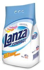 Lanza pralni prašek Compact Regular 4,5 kg, 60 pranj