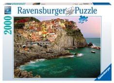 Ravensburger Cinque Terre Itálie 2000 dílků