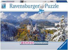 Ravensburger Neuschwanstein 2000 d Panorama