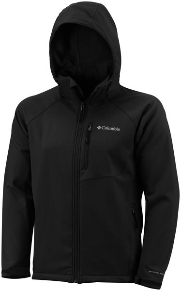 Columbia Cascade Ridge II Softshell Black S