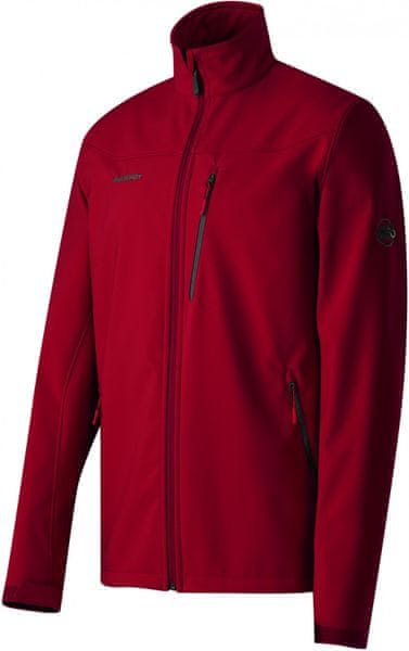 Mammut Peludo Jacket Men dark inferno/smoke S