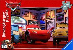 Ravensburger Disney Auta: Přátelé 200 dílků