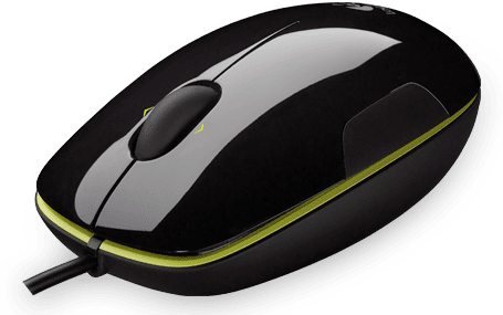 Logitech Laser Mouse M150, Grape acid (910-003752)