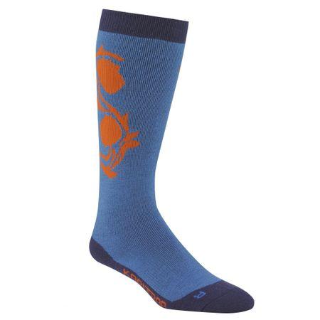 Kari Traa Vorde Ski Sock Sky 39/41