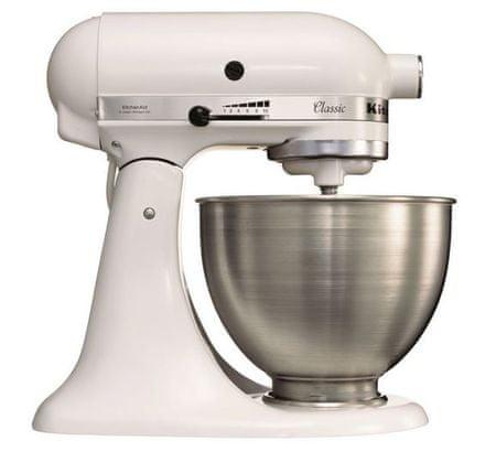 KitchenAid mešalnik Classic, bel