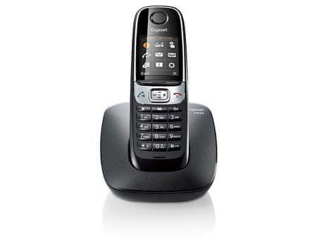 Gigaset brezvrvični telefon C620