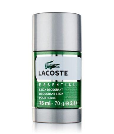 Lacoste dezodorant w sztyfcie Essential - 75 ml
