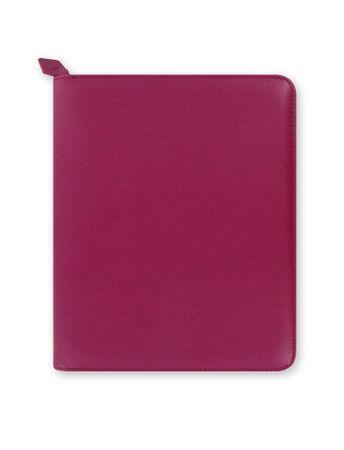Pouzdro na iPad Air Filofax Pennybridge malinové