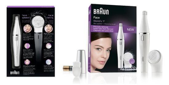 BRAUN 810 Face