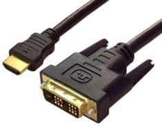 Chord Kabel HDMI/DVI Sinnect M/M 1,5 m (12.202)