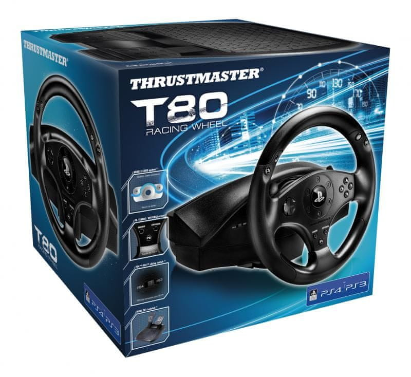 Thrustmaster T80 PS4 / PS3 (4160598)