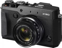 FujiFilm FinePix X30 + 1400,- zpět od Fujifilmu