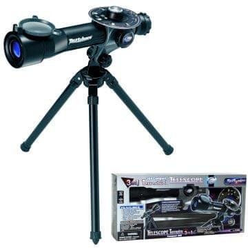 Teleskop 3 v 1