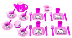 Ecoiffier Hello Kitty Jídelní servis