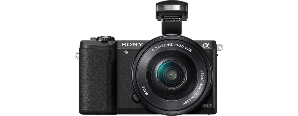 Sony Alpha 5100 + 16-50 mm Black (ILCE5100LB.CEC)