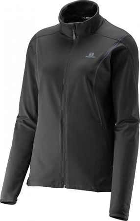 Salomon Discovery Fz Midlayer W Black XL